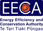 Energy Efficency and Conservation Authority logo