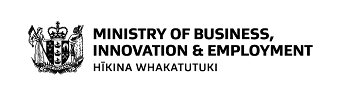 Ministry of Business Innovation and Employment  logo